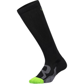 2XU Compression Socks for Recovery black/grey